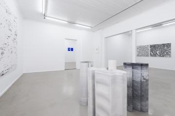 Ariel Reichman, installation view