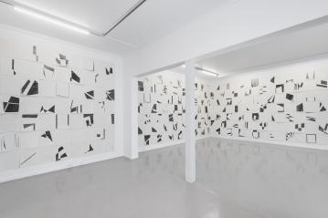 Daniela Libertad, installation view