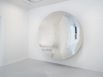 Anish Kapoor, Hexagon Mirror (2018)